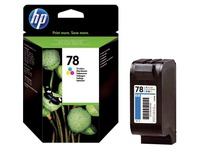 Cartridge HP 78XL kleur