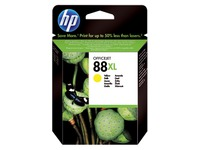 Cartridge HP 88XL geel