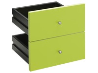 Set of 2 drawers Maxicube