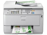 Imprimante multifonction jet d'encre 4 en 1 Epson WorkForce Pro WF-5690DWF