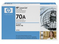 Q7570A HP LJ M5025MFP CARTRIDGE BLACK