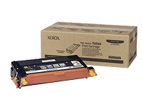 113R725 XEROX PH6180 TONER YELLOW HC
