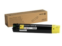 106R1505 XEROX PH6700 TONER YELLOW ST