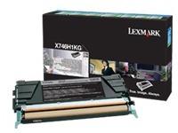 X746H1KG LEXMARK X746 TONER BLACK