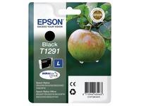 Epson T1291 - maat L - zwart - origineel - inktcartridge