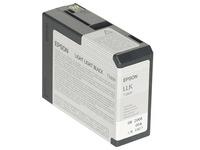 Epson T5809 - heel licht zwart - origineel - inktcartridge (C13T580900)