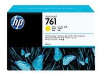 HP 761 - geel - origineel - inktcartridge (CM992A)