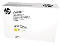 Q5952AC HP CLJ4700 CARTRIDGE YELLOW (120025440743)