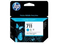 HP 711 - 3 - cyaan - origineel - inktcartridge (CZ134A)