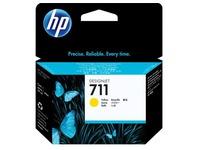 HP 711 - geel - origineel - inktcartridge (CZ132A)