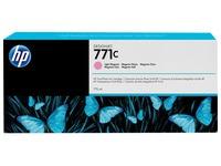 HP 771C - lichtmagenta - origineel - inktcartridge (B6Y11A)