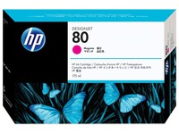 HP 80 - magenta - origineel - inktcartridge (C4874A)