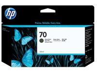 HP 70 - dof zwart - origineel - inktcartridge (C9448A)