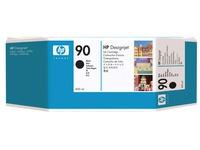 HP 90 - zwart - origineel - inktcartridge (C5058A)