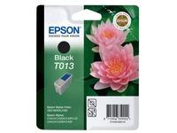 Epson T013 - zwart - origineel - inktcartridge (C13T01340110)