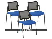 Pack Yota netstructuur stoel 2 + 1 gratis