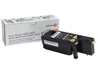 Xerox WorkCentre 6027 - yellow - original - toner cartridge