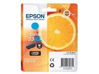 Epson 33XL cartouches haute capacité couleurs séparées pour imprimante jet d'encre