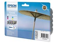 C13T04454010 EPSON ST C64 INK (4) CMYK