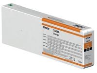 Epson T804A - oranje - origineel - inktcartridge (C13T804A00)
