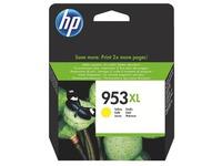 HP 953XL cartridge geel hoge capaciteit voor inkjetprinter