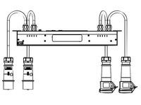 Eaton ePDU EILB24 - power distribution unit - 4 kW