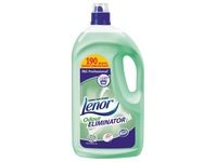 Bottle of 3,8 L softener Lenor odor remover