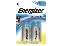 Blister 2 batterijen Energizer Eco Advanced LR14