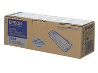 Toner Epson S050584 zwart voor laserprinter