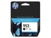 HP 953 - black - original - ink cartridge