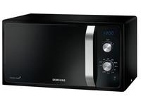Samsung MG23F301EAK - magnetron met grill - vrijstaand - zwart (MG23F301EAK/EN)
