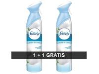 Ontgeurders Febreze parfum katoenbloesem 300 ml - 1 + 1 gratis