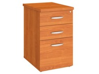 Drawer cabinet desk height depth 60 cm Excellens cherry tree