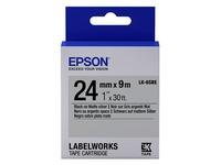 Epson LabelWorks LK-6SBE - etikettape - 1 rol(len) (C53S656009)