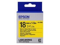 Epson LabelWorks LK-5YB2 - magnetische labels - 1 rol(len) (C53S655017)