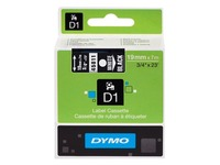 DYMO D1 - etikettape - 1 rol(len)