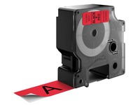 DYMO D1 - etikettape - 1 rol(len) - rol (2,4 cm x 7 m)