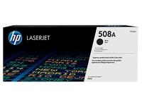 Toner HP 508A hoge capaciteit zwart voor laserprinter