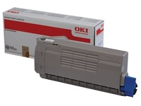 45396304 OKI MC760 TONER BLACK