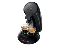 Philips Senseo Original HD6554 - coffee machine - 1 bar - raven black
