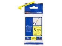 Brother TZeFX611 - flexibele tape - 1 rol(len)