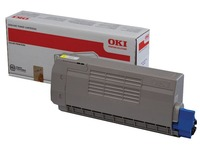 45396301 OKI MC760 TONER YELLOW