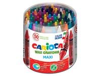 EN_CARIOCA CRAIE CIRE WAX MAXI 50X