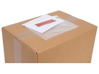 Cleverpack documenthouder Documents Enclosed, ft 165 x 112 mm, pak van 100 stuks