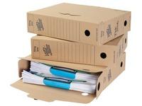 Boîte à archives Loeff 3003 345x250x80mm carton