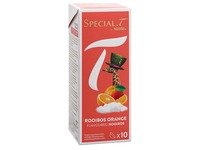 Capsules Special T rooibos orange - box of 10 capsules