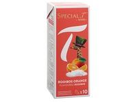 Infusion Rooibos orange Special T - Boîte de 10 capsules