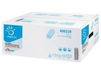 Papernet essuie-mains en papier, plié en Z, 2 plis, 200 feuilles, blanc