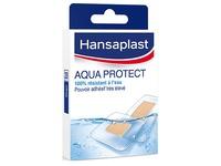 Doos met 20 pleisters Aqua Protect Hansaplast