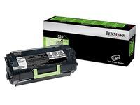Lexmark 52D2000 toner black for laser printer